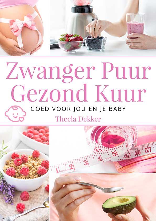 Zwanger Puur Gezond Kuur Cover