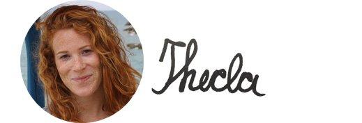 Thecla Dekker, voedingscoach op het gebied van hormonen