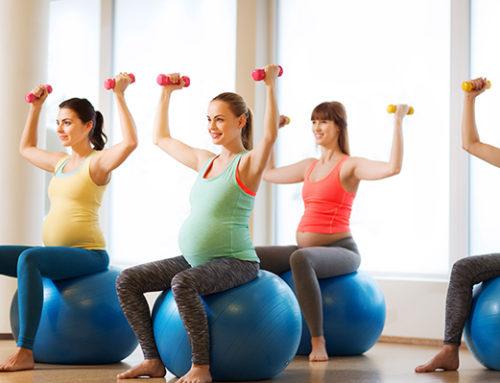 Is sporten tijdens je zwangerschap wel zo gezond?