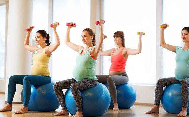 Is sporten tijdens je zwangerschap goed