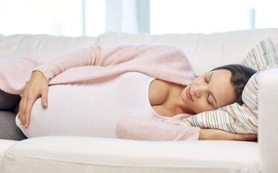 Lekker slapen als je zwanger bent