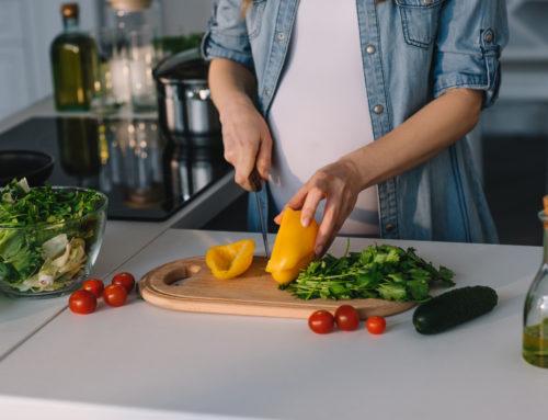 Hoe kun je het beste eten tijdens je zwangerschap?