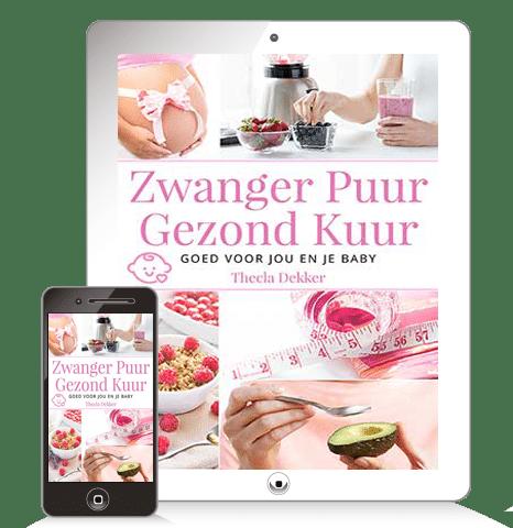 Cover Zwanger Puur Gezond Kuur